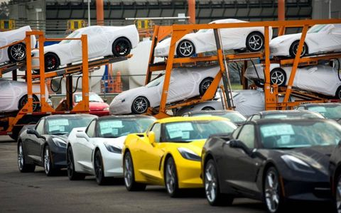 At last, Chevrolet is ready to turn the 2014 C7 Corvette over to dealerships.