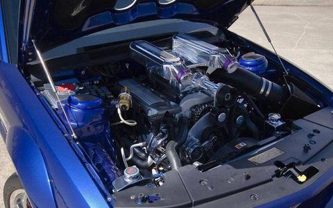 2005 Ford Mustang GT Platt & Payne