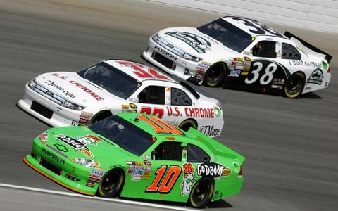 2012 GEICO 400 at Chicagoland Speedway: Danica Patrick