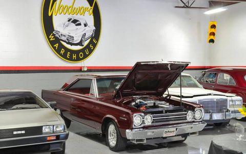 Reader's Garage: Woodward Warehouse