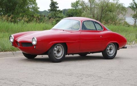 The Bring a Trailer crowd is sure to be all over this 1960 Alfa Romeo Sprint Speciale.
