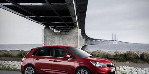Paris Motor Show: The Citroën C4