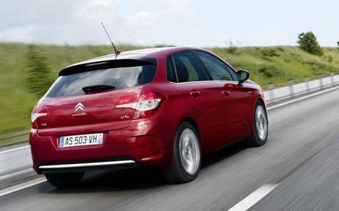 Paris Motor Show: The Citroën C4