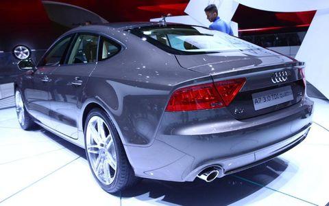 Paris Auto Show: Audi A7