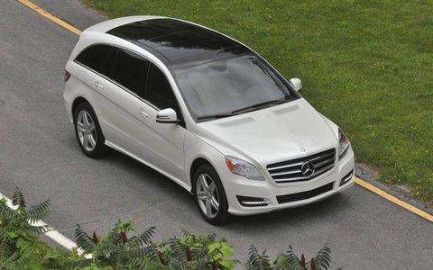 2011 Mercedes-Benz R350 4Matic