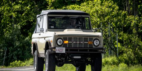 The AACA Museum's off-roader exhibit will round up the predecessors of the modern SUV.
