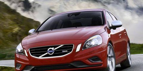 Paris Motor Show: 2011 Volvo S60