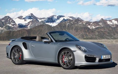 Porsche has not announced pricing for the 911 Turbo Cabriolet or Turbo S Cabriolet.