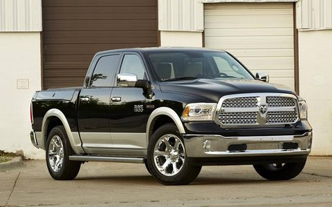 Presenting the Ram 1500 EcoDiesel, which goes on sale at the end of this year.
