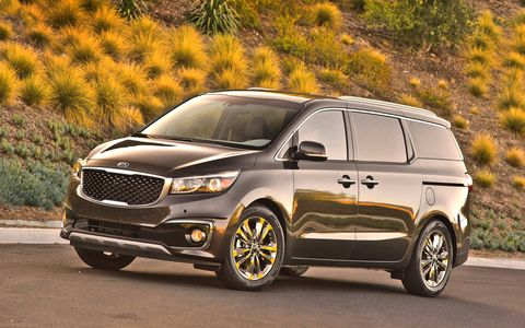 This is the last car in Kia's lineup that needed to modernize with this new design language. And it'll hit showrooms as soon as this October.