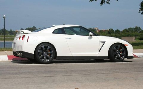 Driver's Log Gallery: 2011 Nissan GT-R