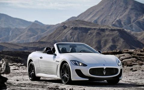 Unless Maserati is looking to surprise everyone, the powerplant should be the 4.7-liter Ferrari V8 with 450 hp and 376 lb-ft of torque, as seen in the MC Stradale coupe.