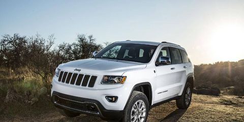 The 2014 Jeep Grand Cherokee Overland comes in at a base price of $46,990 with our tester topping off at $48,685.