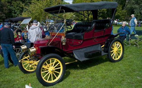 1910 Stanley Steamer 61.