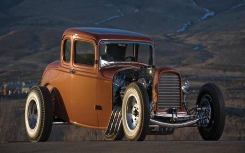 "1932 Ford ""The Avenger"" Five Window Coupe"