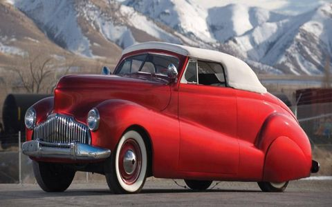 1940 Mercury Westergard Custom
