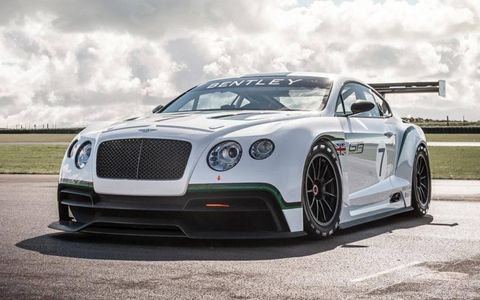 With the Continental GT3 concept, Bentley has announced a return to the world of motorsports for the first time since 2003.