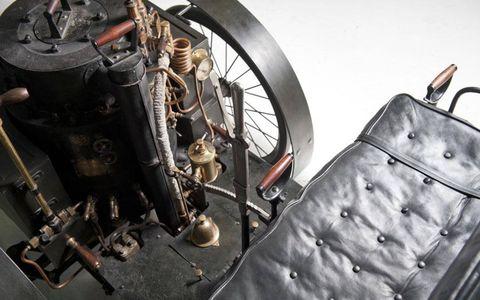 Auto part, Iron, Machine, Engine, Automotive engine part, Nut,