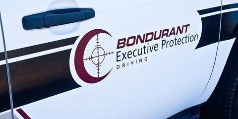 Bondurant's Executive Protection Program promises excitement, delivers.