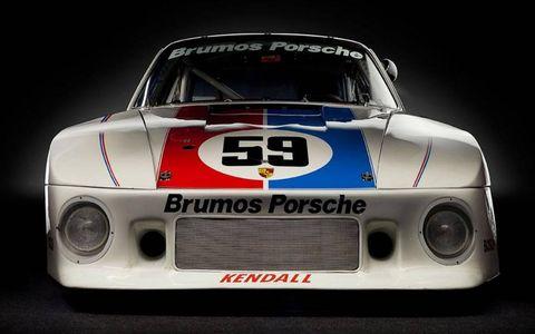 Brumos Porsche's IMSA championship-winning 935.