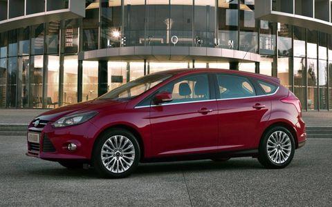 2012 Ford Focus 5-door