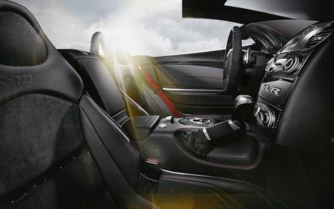 Mercedes-McLaren 722 S