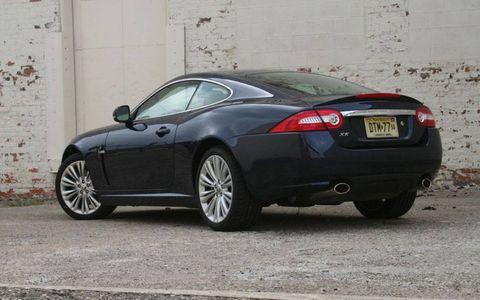 Driver's Log Gallery: 2011 Jaguar XK Coupe