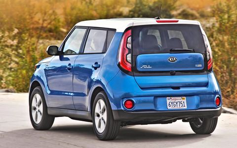 Kia boasts that the Soul EV will have an MPGe of 120 miles in the city and 92 miles on highway.