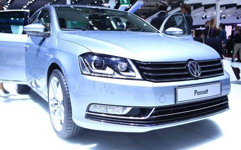 Paris Auto Show: Volkswagen Passat