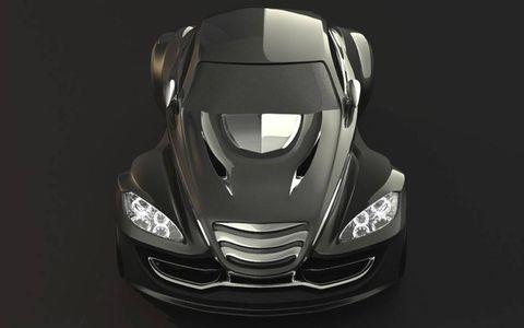 Automotive design, Headlamp, Automotive lighting, Hood, Bumper, Automotive light bulb, Windshield, Grille, Sports car, Automotive window part,