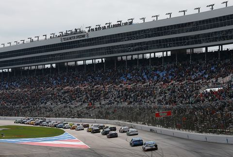 Sights from the NASCAR action at Texas Motor Speedway, Sunday Apr. 8, 2018.