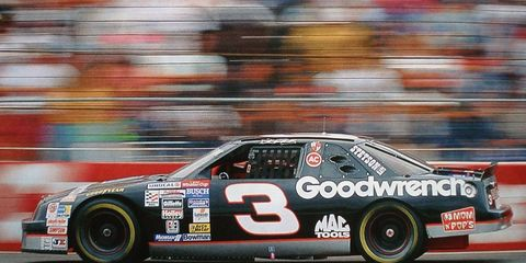 """Richard Childress Racing says many of the cars featured in the """"Collection Devoted to Dale Earnhardt"""" at the Mecum Auctions event were not authentic."""