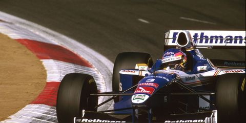 Jacques Villeneuve, shown in 1997, the year he won the Formula One championship, has some harsh words about the direction the sport has taken. Villeneuve suggested that drivers have it too easy these days.
