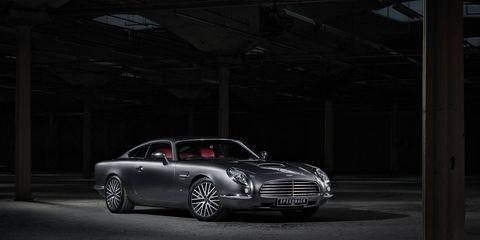 Alan Mobberley, an ex Jaguar Land Rover employee, designed the GT.