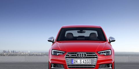 The new S4 blasts to 60 mph in 4.7 seconds.