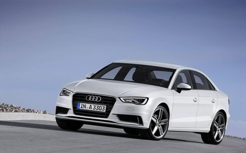 The 2015 Audi A3 2.0 TFSI Premium is a compelling entry level model that can get expensive quick.