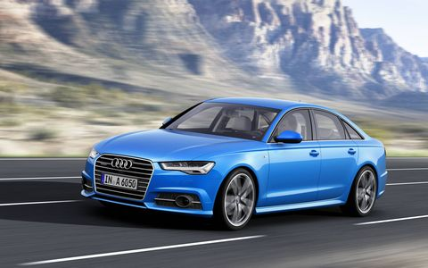The 2016 Audi A6 gets either a turbo four, a supercharged V6 or a diesel engine.