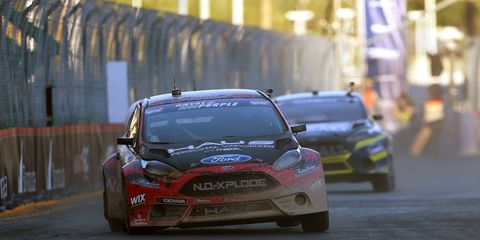 Global Rallycross will be getting a new team this season. Chip Ganassi Racing has announced it will enter a two-car outfit into the mix in 2015.