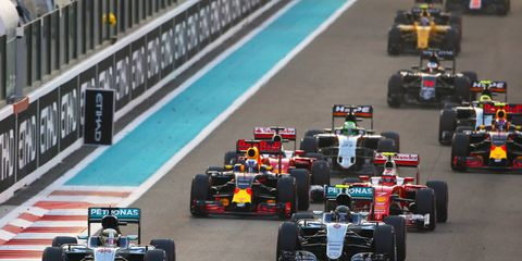Liberty Media bought a Formula 1 that faces challenges on both the car and financial side.
