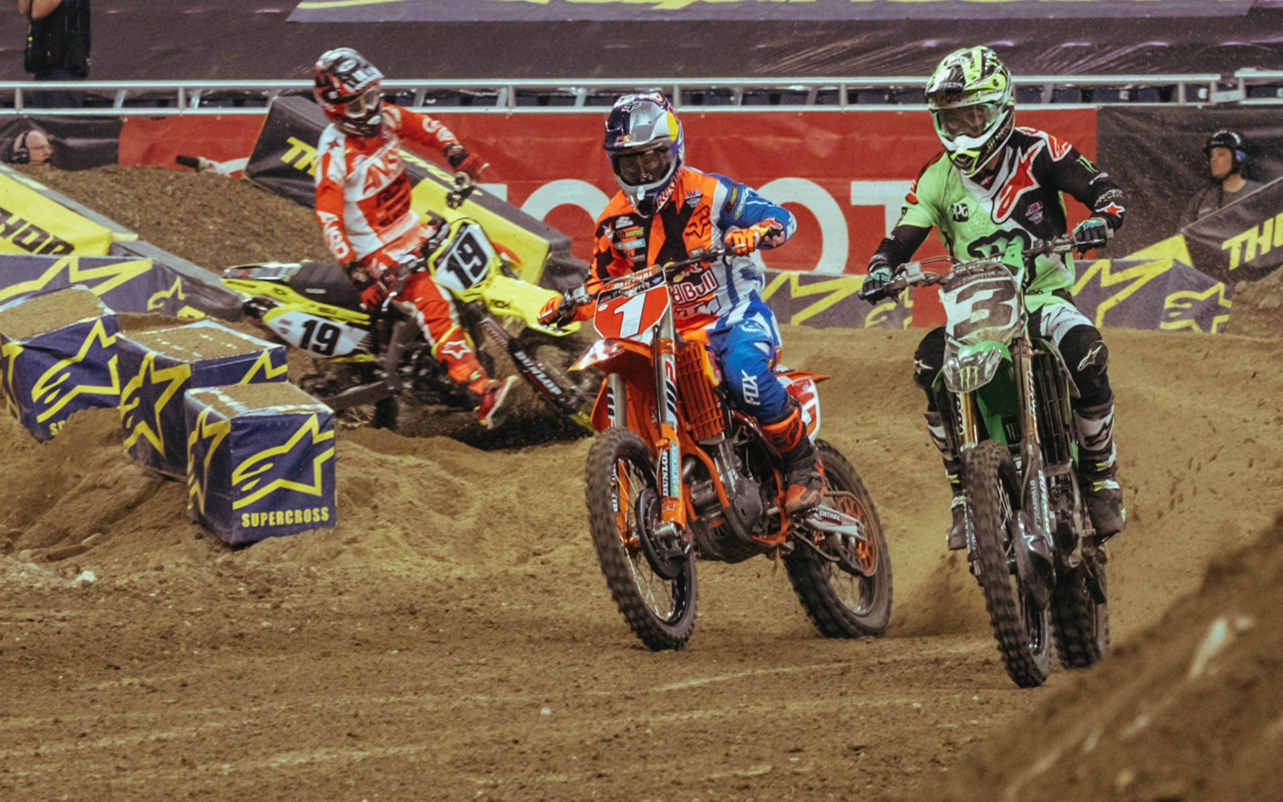 2018 Monster Energy Supercross Schedule Revealed See Who S In And Who S Out