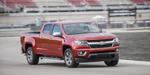 CHEVROLET COLORADO - Chevrolet gets serious about the long-neglected compact pickup-truck market.