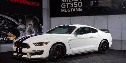 The Ford Shelby GT promises to be the fastest track Mustang ever.
