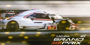 Acura replaces longtime title sponsor Toyota for the Grand Prix weekend in Long Beach, California.
