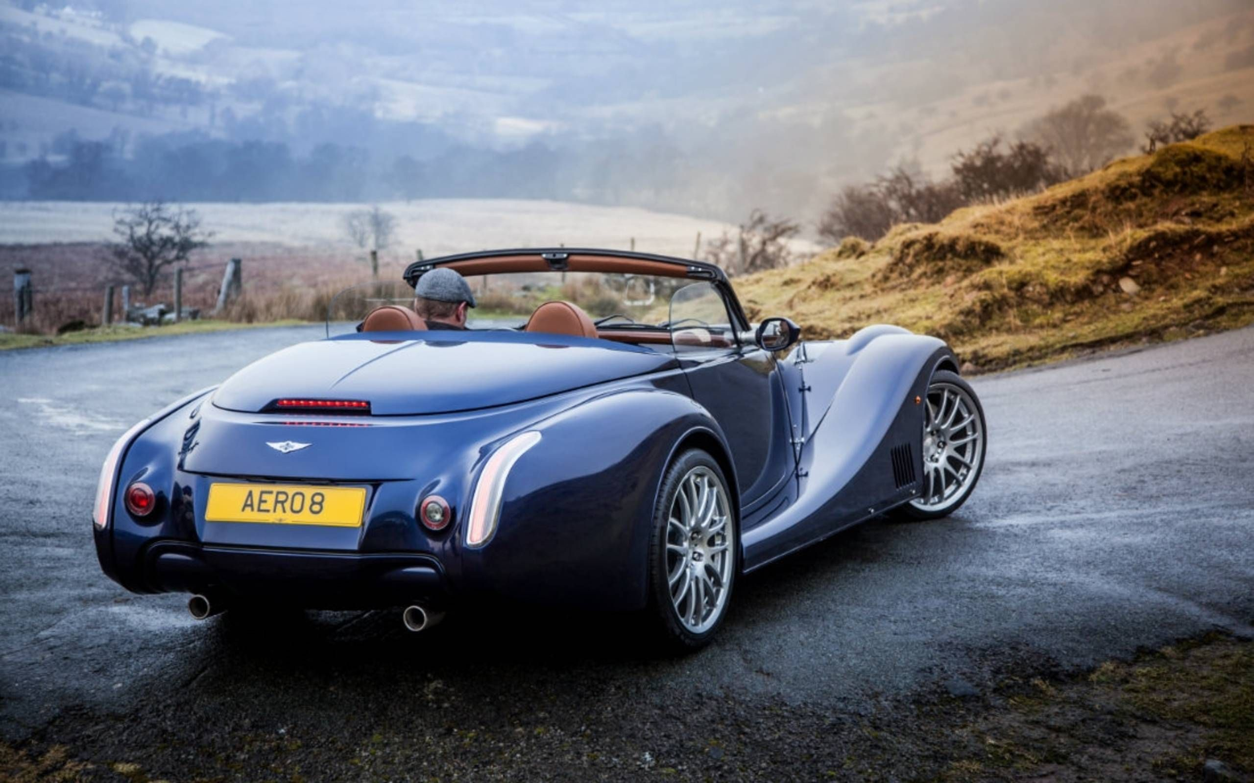 Charming British Automaker Morgan Will Offer Charming Hybrid Powertrains By 2020 The waiting list once famously blew out to nine it's a morgan, after all. charming british automaker morgan will