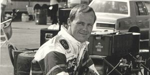 Al Holbert was a five-time IMSA series champion with 49 career race wins.