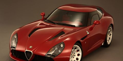 The Alfa Romeo TZ3 Stradale will show up in Seaside, Calif. for the Concorso Italiano.