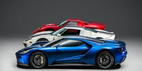 The GT will be built by Multimatic Motorsports in Canada, Ford's racing partner.