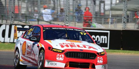After a mediocre running in the first two races of the season, V8 Supercar driver Marcos Ambrose has elected to take a leave of absence from racing in order to better prepare himself to compete later on in the season.