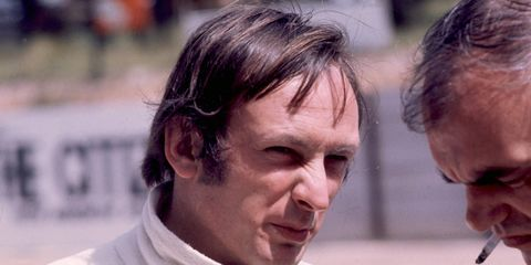 Racer Chris Amon died recently after a long battle with cancer.