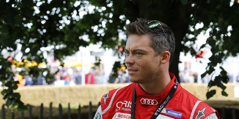 Andre Lotterer is going from prototypes to the seat of a Formula One car for Caterham this weekend at Spa.